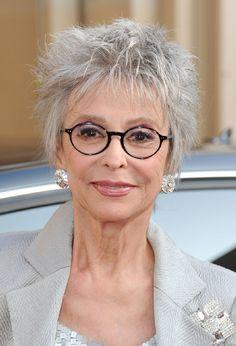 Rita Moreno...graceful aging...just lovely
