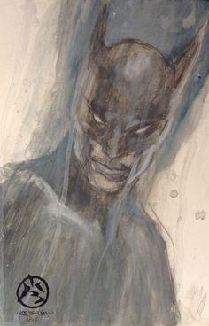 Batman by Mark Beachum