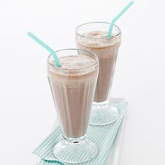 Very Chocolate Milk Shake | MyRecipes.com #myplate #dairy