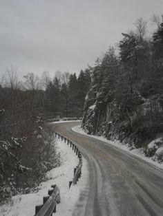 winter in Norway...