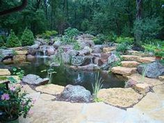 flagstone for the kids to sit on  :)