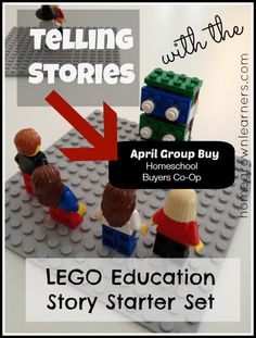 LEGO Education Group Buy for Homeschoolers at the Homeschool Buyers Co-Op