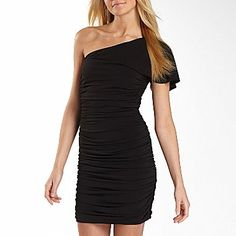 Usually not one for one-shoulder. But it's cute. $30.