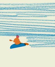 Rhona Garvin- kayak