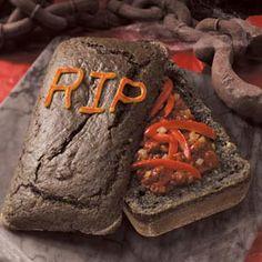 Halloween dinner idea