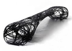 Carbon fiber bench