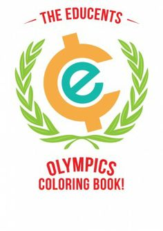 Educents Olympics Coloring Book freebie (limited time)