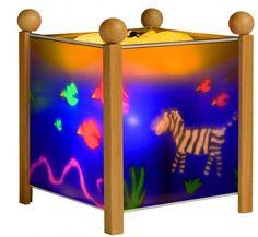 Magic Lantern Nursery Light by Trousselier