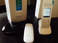Logitech Harmony Ultimate Home and Home Control remote