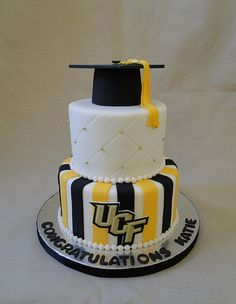 grad cake :)