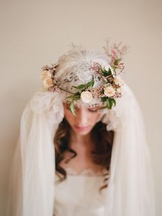 Floral wreath | Elizabeth Messina