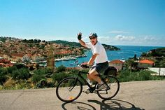 Join VBT in #Croatia where we cycle #Brac and #Hvar— rated by Condé Nast as one of the world's ten most beautiful islands.