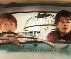 harry potter&the chamber of secrets.