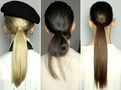 Fall winter hair trend