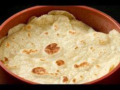 Homemade Mexican Flour Tortillas