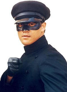 Bruce Lee, Kato in the Green Hornet.