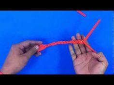 Pulsera de goma - Manualidades de goma eva