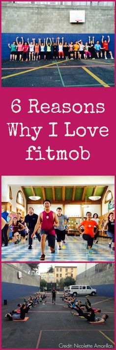 San Francisco's fitmob is getting people motivated and changing lives. Here's a first-hand account of one blogger's amazing experience!