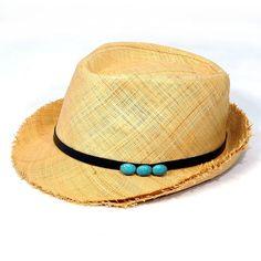 San Diego Hat Company Raffia Fedora     Price: $44.00