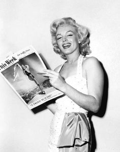 Marilyn photographed on June 26th 1953.