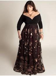 Plus Size Fashion Style: Idéias de vestidos de festa para gordinhas