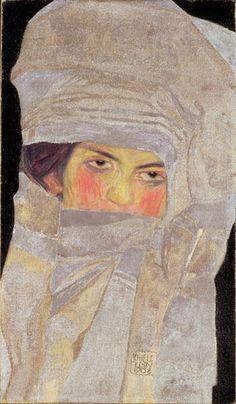 by Egon Schiele.