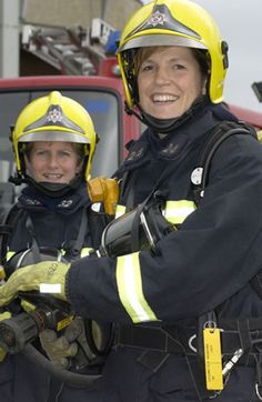 women Firefighter Rescue Images | Hampshire Fire and Rescue Service (HFRS) wants more women to consider ...