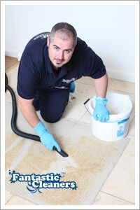 Dry Carpet Cleaning