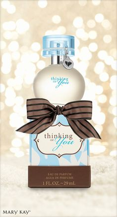 Thinking of You // Mary Kay Fragrance  Contact me for yours today! http://www.marykay.com/lisabarber68 Call or text 386-303-2400
