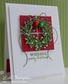 Snowy Wreath - QFTD178