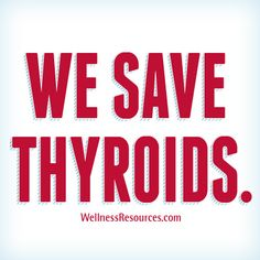 Improve your thyroid naturally - without medication!