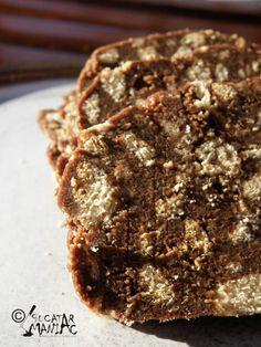 Salam de biscuiti ~ bucatar maniac recipe