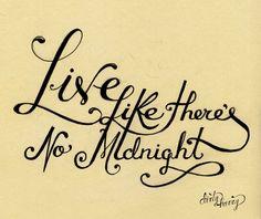 dirti harri, live like theres no midnight, harri moleskin, yep quot, quot yep