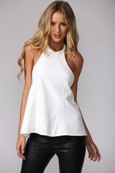 Style Stalker Top White