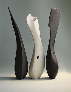 Sophie-Elizabeth Thompson ~ Soforbis | 3 pieces;  Negro 2 / Blanco 5 / Negro 7