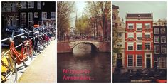 60 hours in Amsterdam aka Sunshine, Stroopwafels, Canals