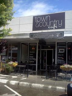 Town And Country Cafe Tracy Ca