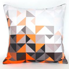 Mumo cushion- organically farmed and woven by co-operatives in Brazil.