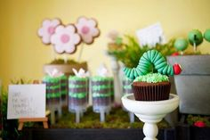 hungry caterpillar party {awesome}