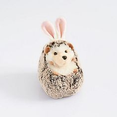Hedgehog with Bunny