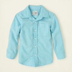 baby boy - outfits - spring dressy - oxford shirt | Children's Clothing | Kids Clothes | The Children's Place