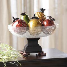 Fruit that will last forever #kirklands #creativekitchen