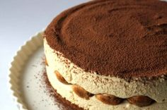 tiramisu cheesecake - OMG!  I HAVE to make this!