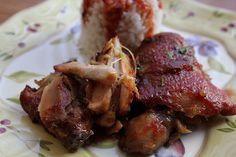 Slow Cooked Sticky Chicken...Oh, this lady has some great recipes!