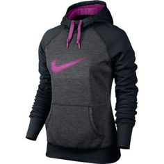 Womens Nike Swoosh Out All Time Hoody...