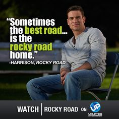 Rocky Road starring #glee's Mark Salling premieres 7/20 at 8pm ET on UP!