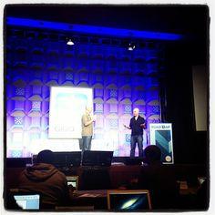 GigaOM RoadMap 2012 kicks off with Oren Jacob and Bobby Podesta of ToyTalk.