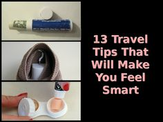 Tips To Make Traveling Better