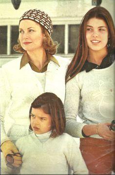 gracekelli, princess grace, daughter