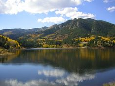 Lake San Isabel, Southern Colorado.  How many hours did we spend fishing here!?